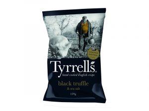 2 for £4 Tyrrells Crisps